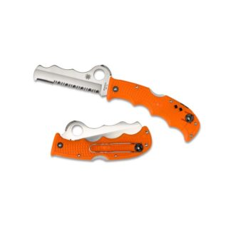 Spyderco Assist Orange Fällkniv