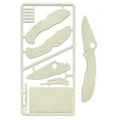 Spyderco Knivset Plast Delica 4 Monteringssats