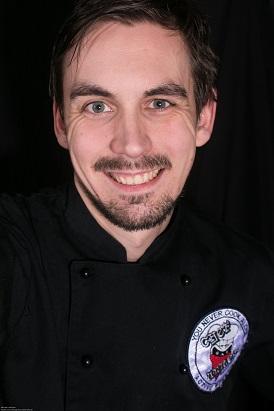 Kökschef Michael Hoffman