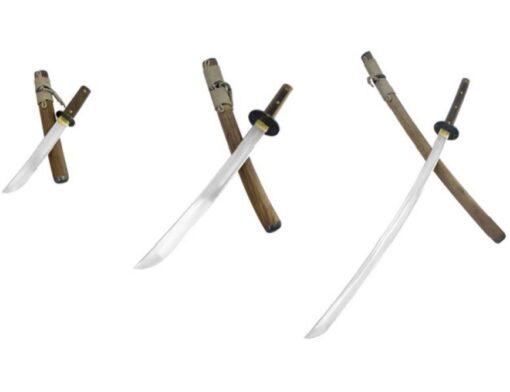 Kondoru - tre svärd