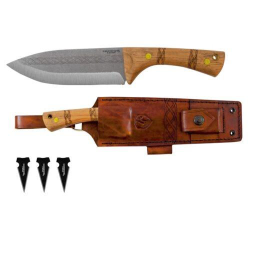 Pictus Bushcraftskniv från Condor